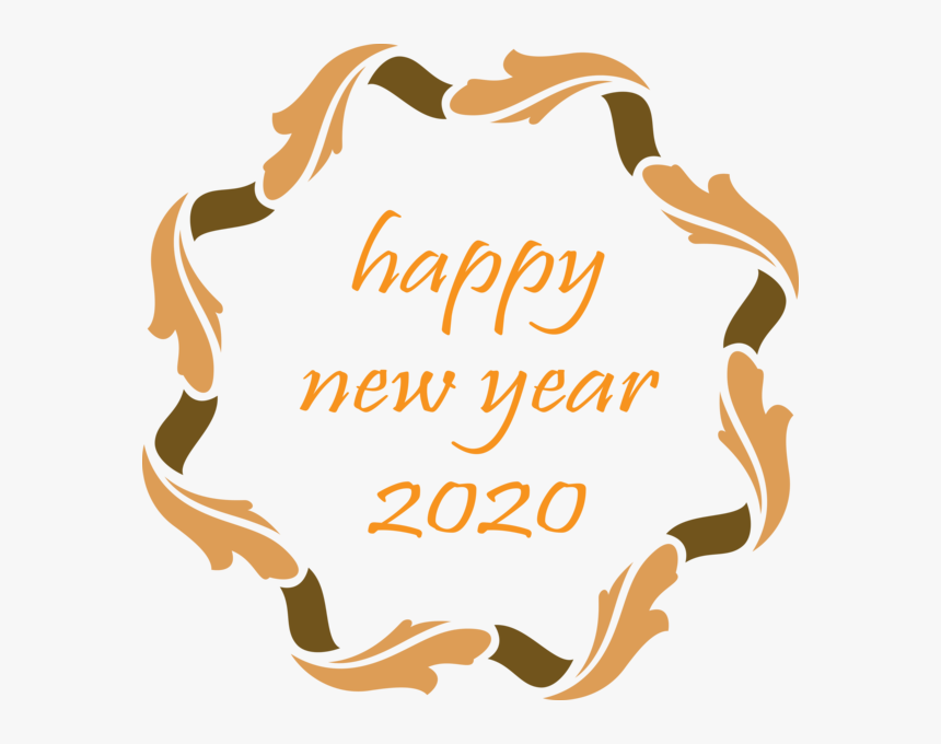 Happy New Year 2020 Clipart Hd Png Download Transparent Png Image Pngitem