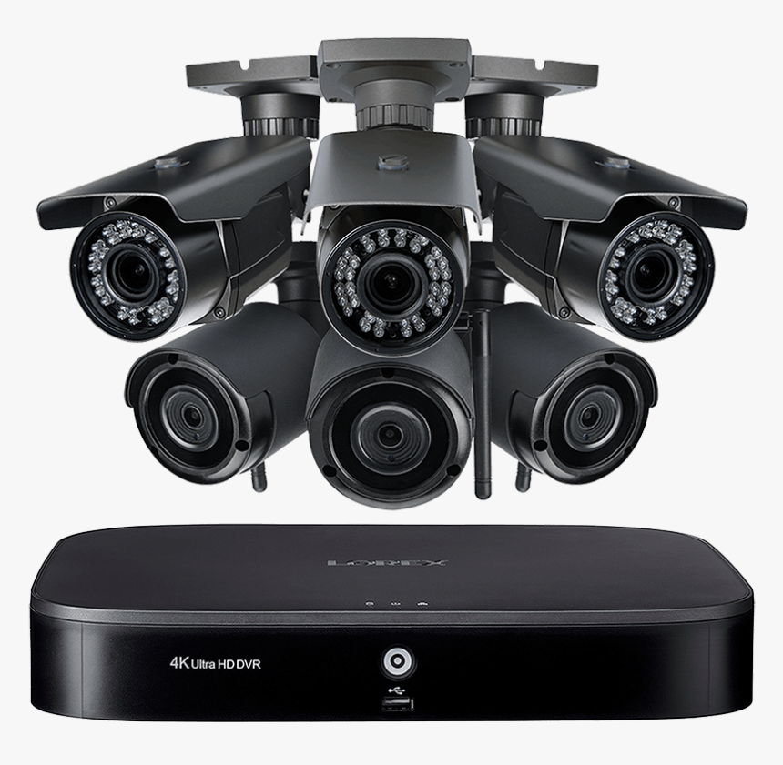 1080p Hd Home Security Camera System