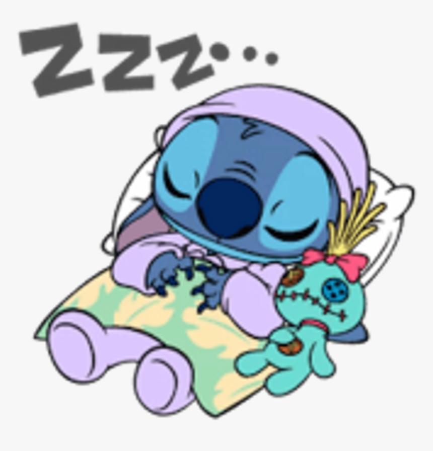 Stitch Sleep Cute Sleeptogether Disney Disneycute Liloa Stitch