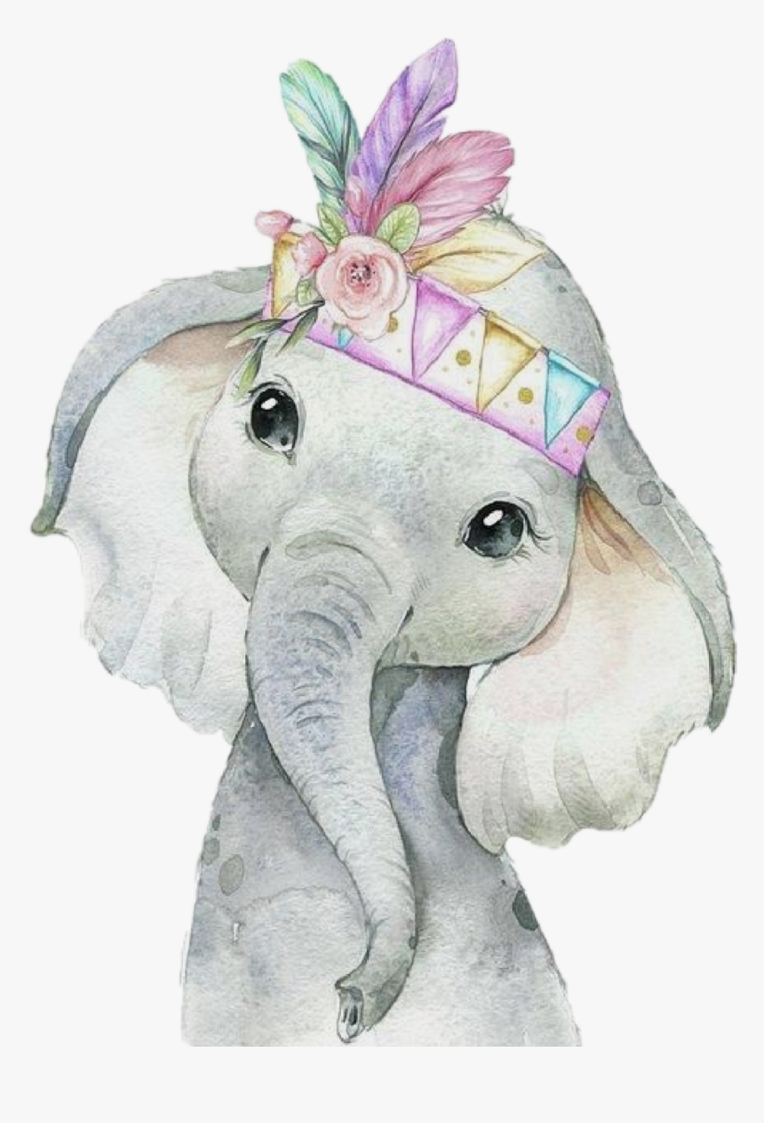 Elephant Colorful Cute Baby Animals Watercolor Elephant Hd Png Download Transparent Png Image Pngitem — with open eyes, sitting spread legged with legs and hands touching the ground and eyes wide open. elephant colorful cute baby animals
