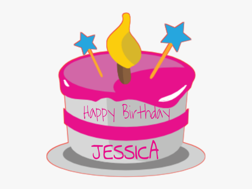 Fine Happybirthday Jessica Happy Birthday Jeet Da Hd Png Download Funny Birthday Cards Online Alyptdamsfinfo