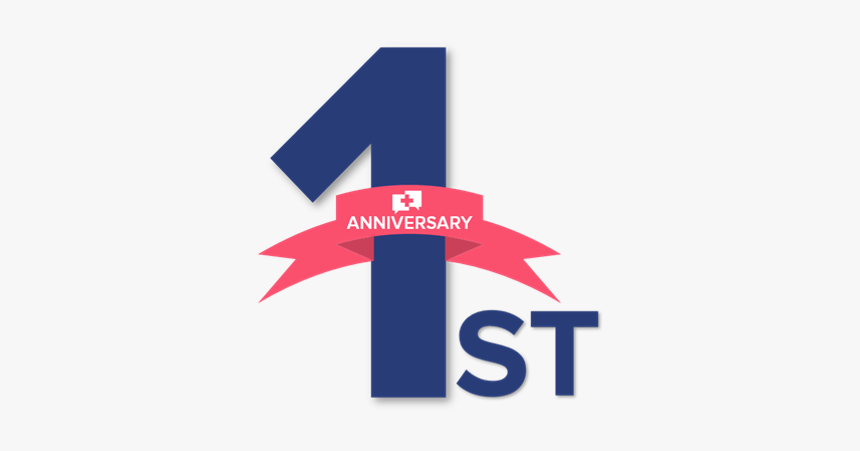 transparent 1st anniversary png png download transparent png image pngitem transparent 1st anniversary png png