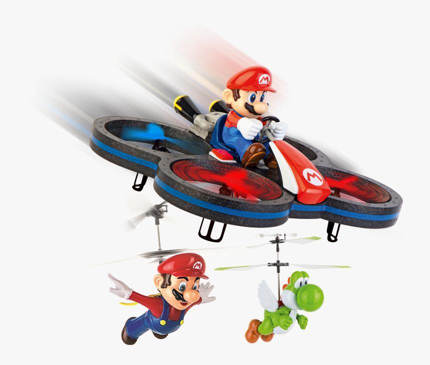 Mario Kart Drone, HD Png Download , Transparent Png Image - PNGitem