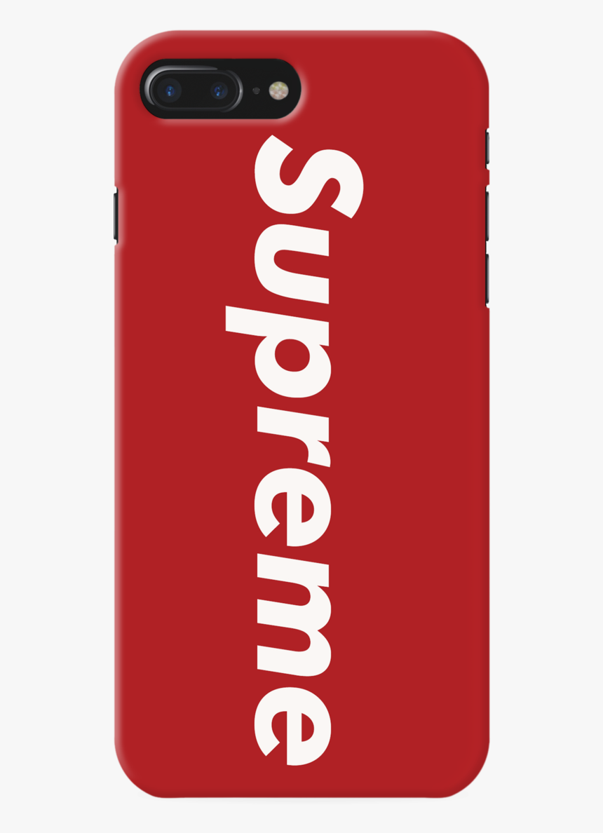 Iphone X Supreme Case, HD Png Download , Transparent Png Image ...