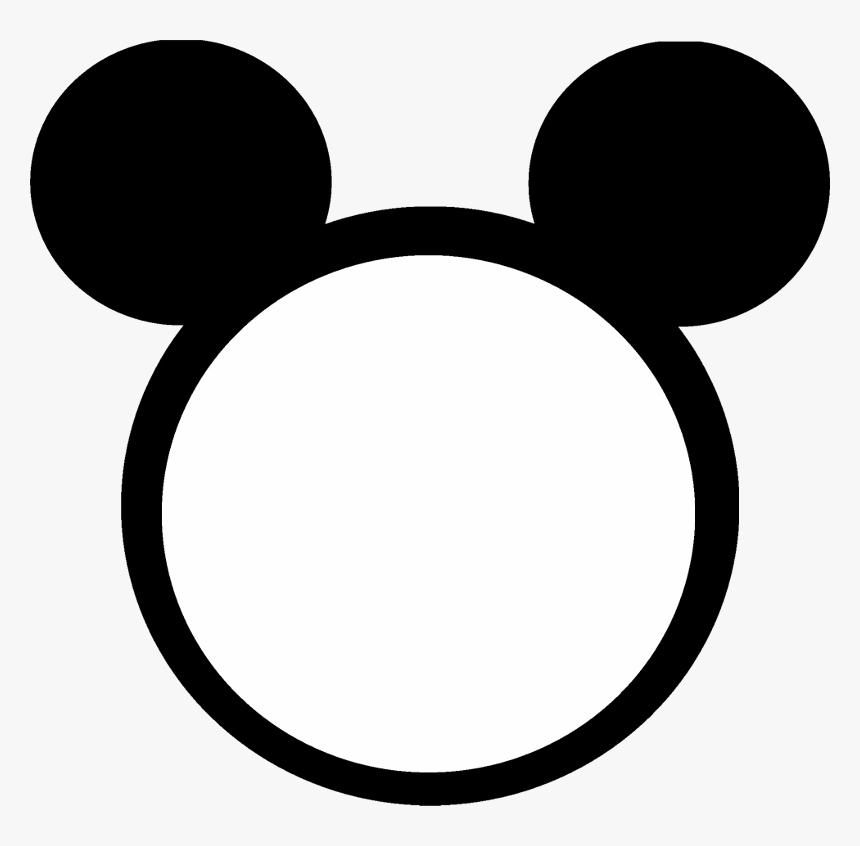 Mickey Mouse Head Free Clipart Clip Art Transparent Mickey Mouse Head Silhouette Hd Png Download Transparent Png Image Pngitem