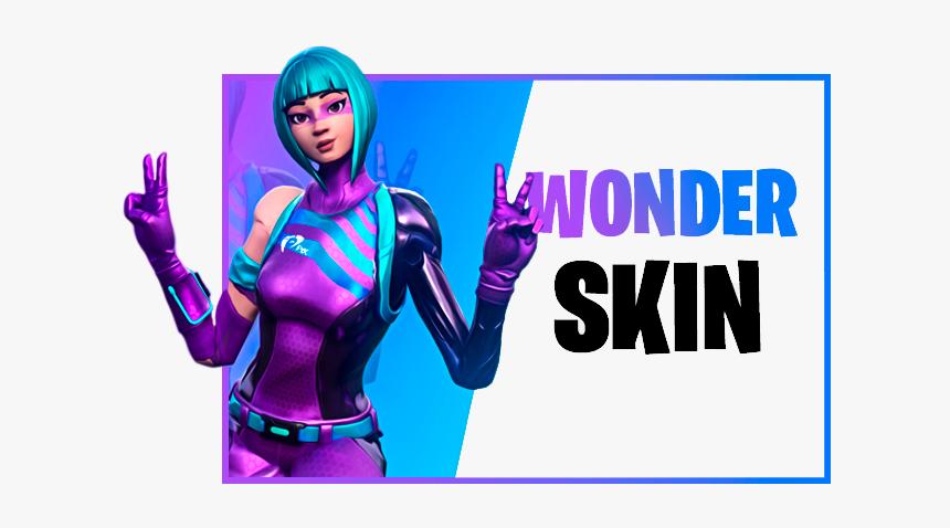 Wonder skin fortnite