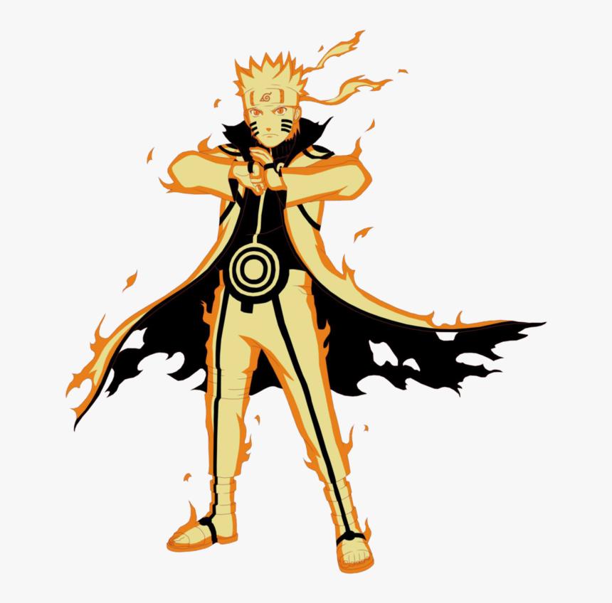 Naruto Kurama Mode Hd Png Download Transparent Png Image Pngitem