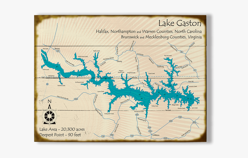 map of lake gaston Lake Gaston Map Hd Png Download Transparent Png Image Pngitem map of lake gaston