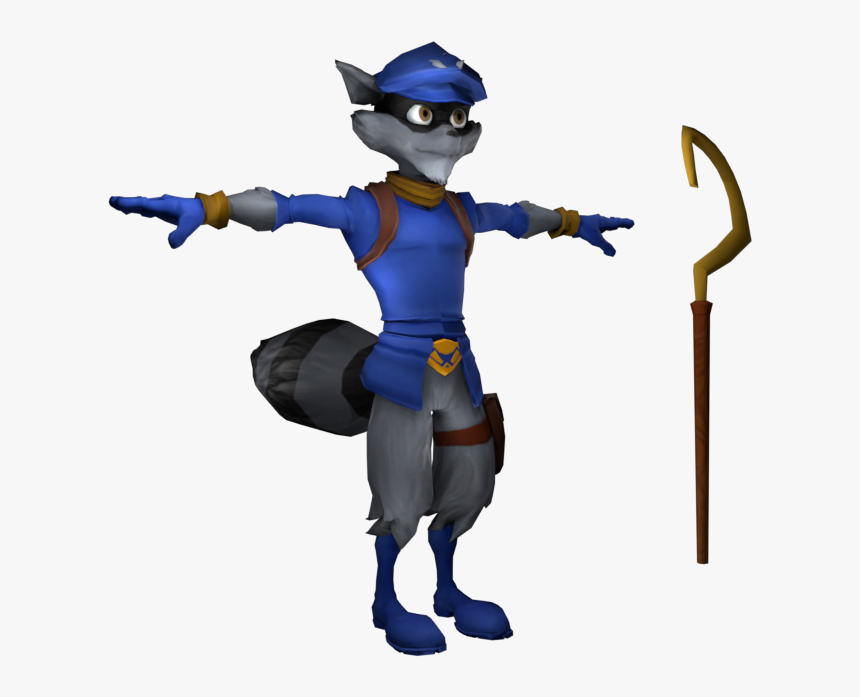 Sly Cooper Stuffed Animal, Download Zip Archive Sly Cooper 3 Model Hd Png Download Transparent Png Image Pngitem