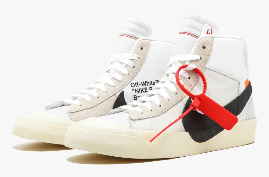 Off-white X Nike Blazer Mid - Nike