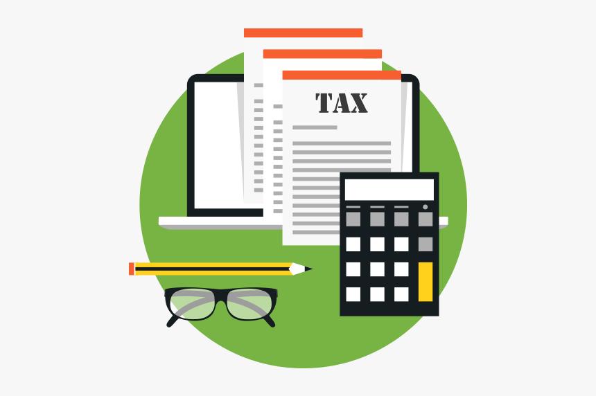 Tax Clipart Tax Prep - Income Tax Return Png, Transparent Png , Transparent  Png Image - PNGitem