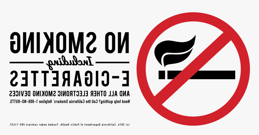It's just a graphic of Crafty No Smoking Sign Printable