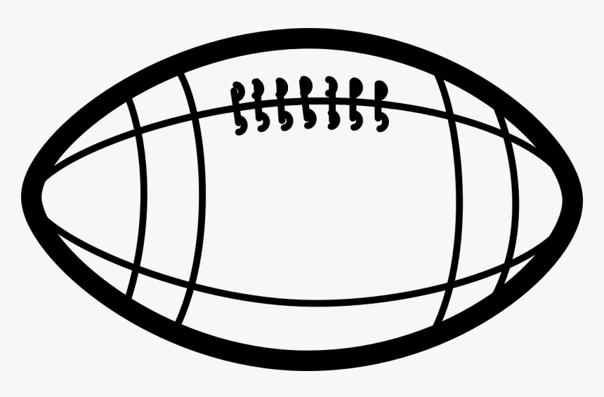 Football Ball Clipart Black And White Hd Png Download Transparent Png Image Pngitem