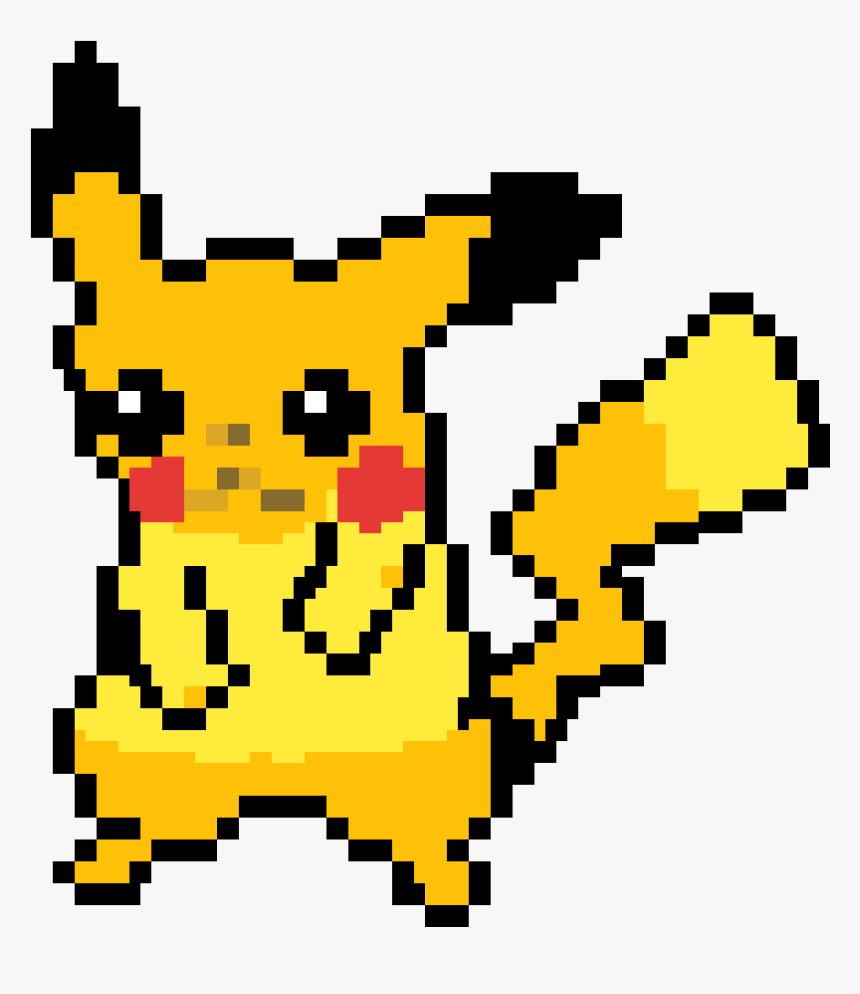 Pikachu Sprite Video Games Raichu Gif Pokemon Pikachu