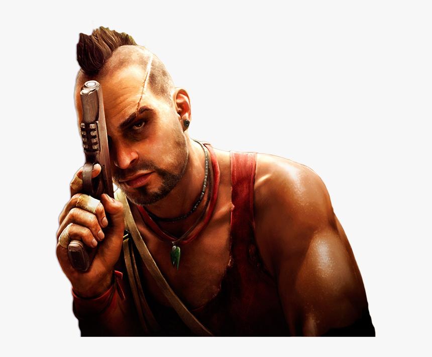 Far Cry 3 Vaas Wallpaper Iphone Hd Png Download Transparent Png