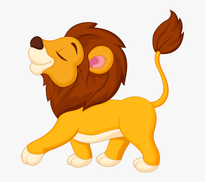 Cartoon Baby Lion Clipart Png Download Transparent Background Lion Cartoon Png Png Download Transparent Png Image Pngitem