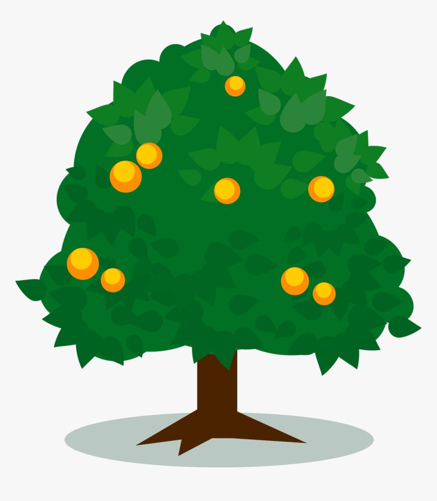 Mandarin Tree Vector Illustration Ripe Fruit Orange Mandarin Plant Flat  Vector Color Illustration Clipart Stock Illustration - Download Image Now -  iStock