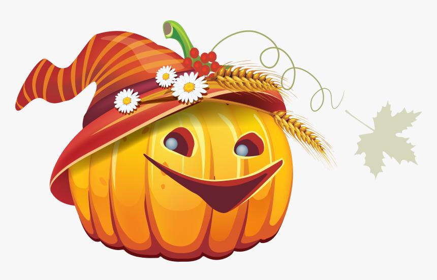 Halloween Png Citrouille Halloween Dessin Couleur Transparent Png Transparent Png Image Pngitem