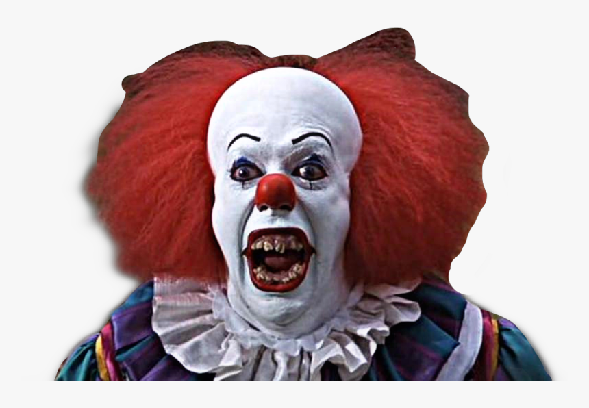 I Luv Clowns Pennywise The Clown Hd Png Download Transparent Png Image Pngitem