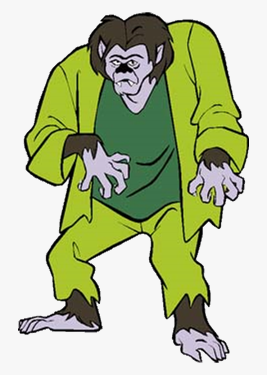 Wolfmans Ghost Png Scooby Doo Wolfman Costume Cartoon Scooby Doo Monster Transparent Png Transparent Png Image Pngitem