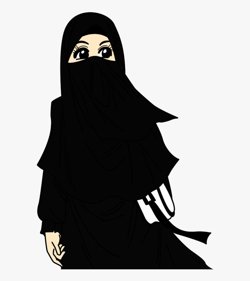Image   Kartun Muslimah Png, Transparent Png , Transparent Png ...