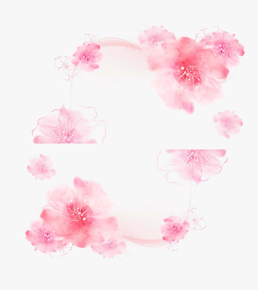 Floral Design Painting Flower Background Watercolor Flower