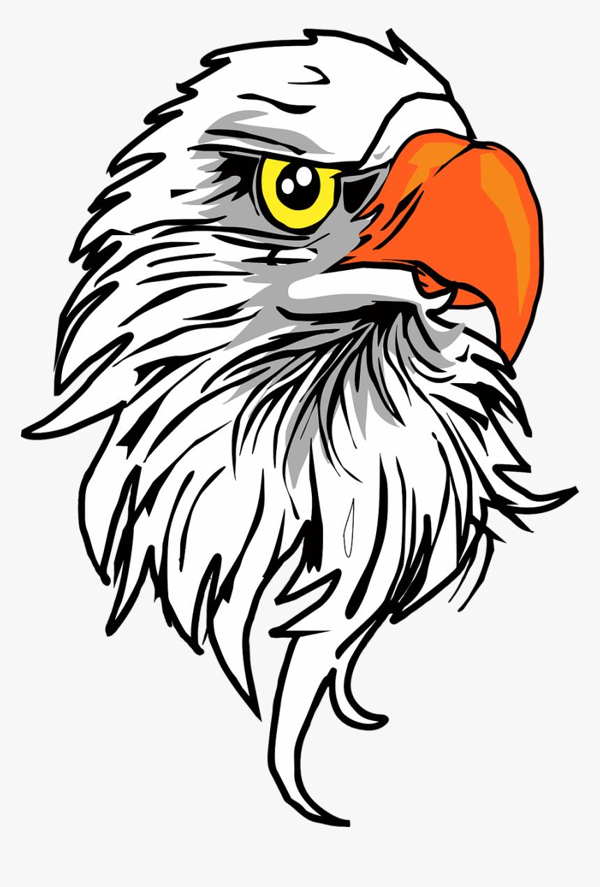 Logo Kepala Elang Transparent Transparent
