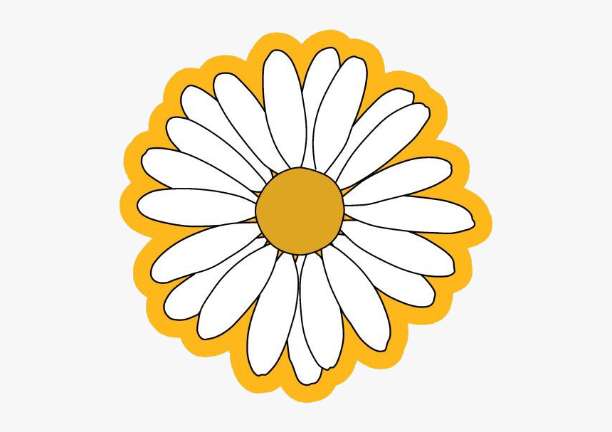 Cute Vsco Yellow Stickers Hd Png Download Transparent Png Image Pngitem