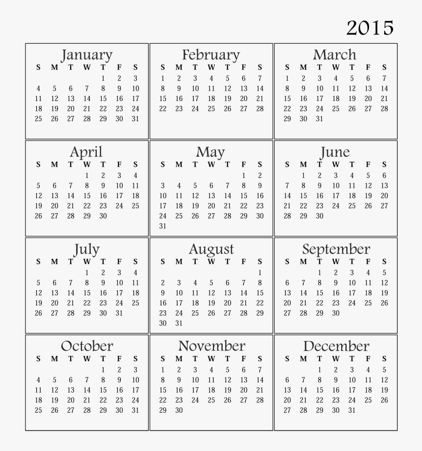 Printable Calendar 2015 Yangah Solen Blank Template - Uae ...