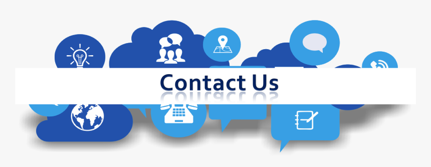 Contact Us , Png Download - Contact Us Banner Hd, Transparent Png ...