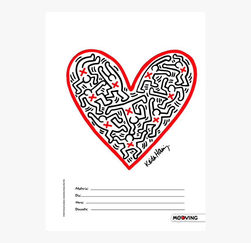 Free Keith Haring Coloring Pages, Download Free Clip Art, Free ... | 833x860