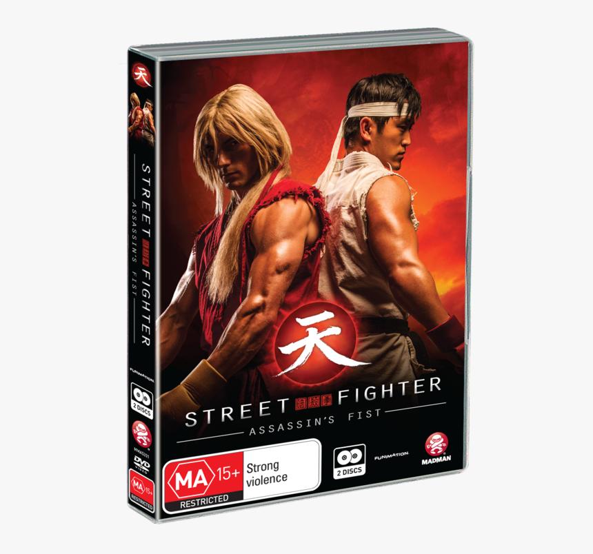Street Fighter Assassin S Fist Hd Png Download Transparent Png