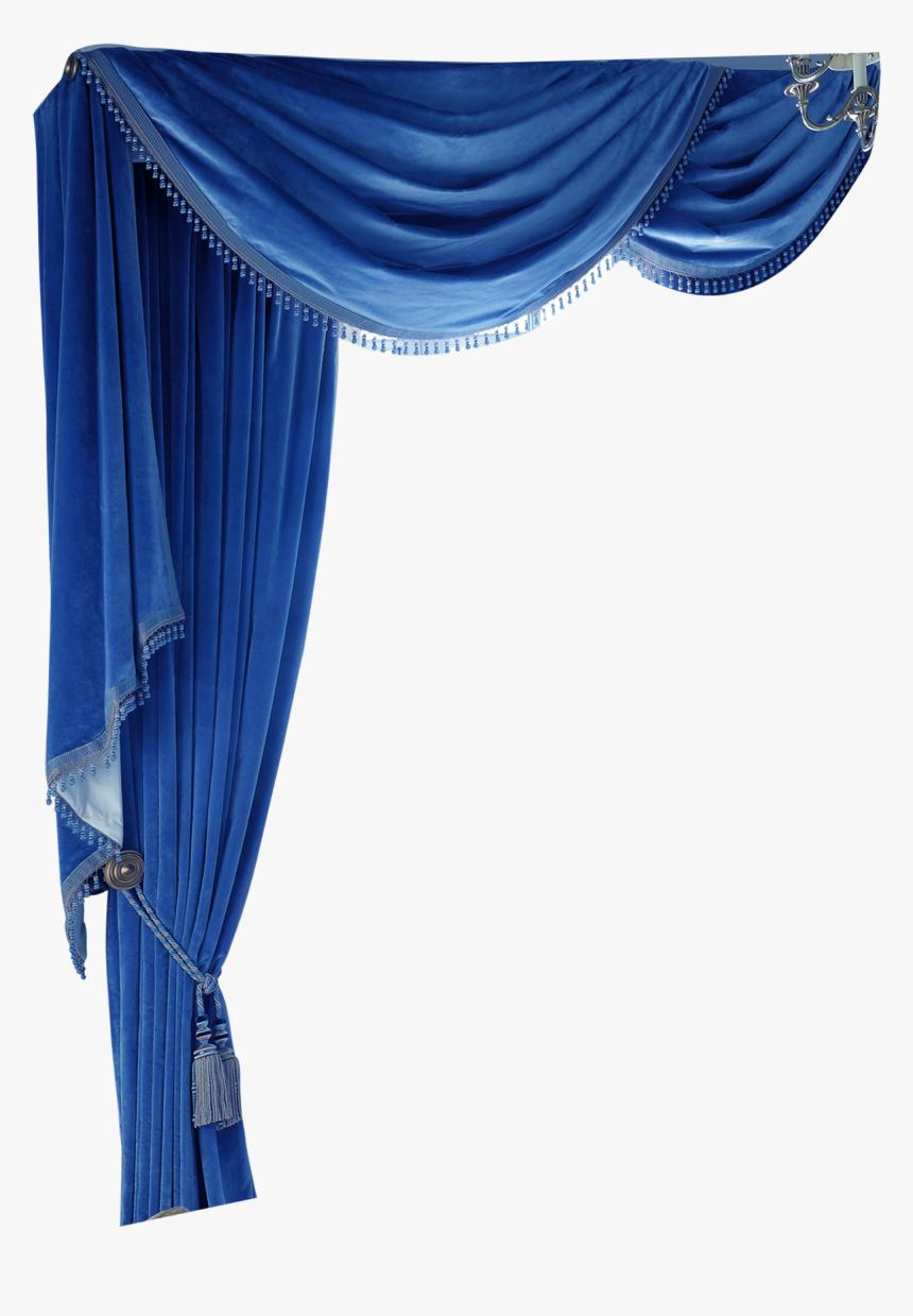Blue Curtain Png Blue Curtains Png Download Transparent Png Transparent Png Image Pngitem