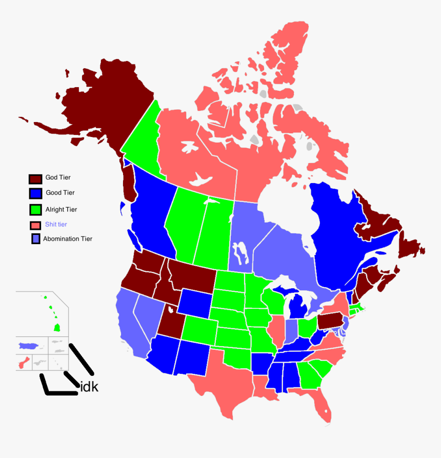 Canada Religion Map Religious Map Of Canada, HD Png Download , Transparent Png Image