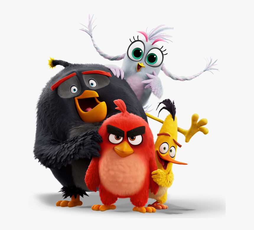 Silver The Angry Birds Movie 2 Hd Png Download Transparent Png