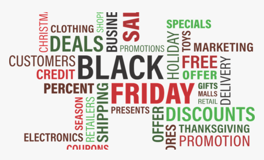Various Words Describing Black Friday Samsung Electronics Hd Png Download Transparent Png Image Pngitem
