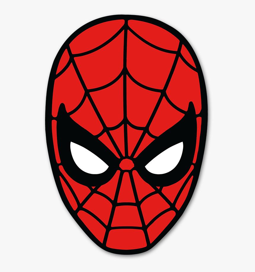 Transparent Homem Aranha Png Homem Aranha Mascara Desenho Png