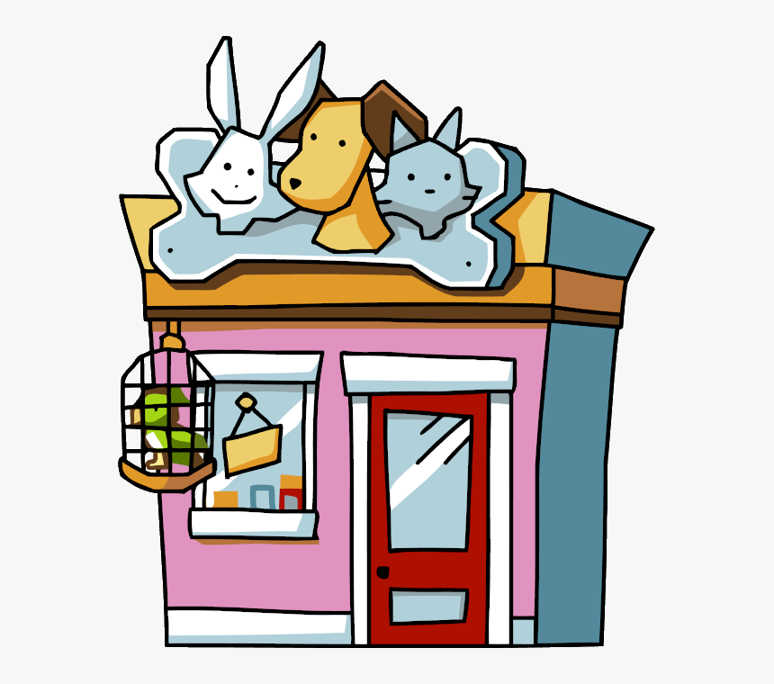 Pet Store Cartoon Clipart Pet Shop Hd Png Download Transparent Png Image Pngitem