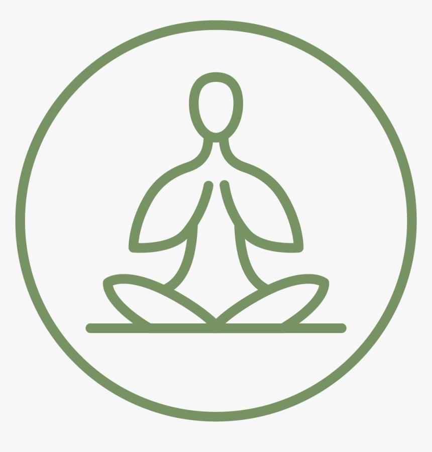 Yoga Icon 7 Yoga Icon Vector Png Transparent Png Transparent Png Image Pngitem