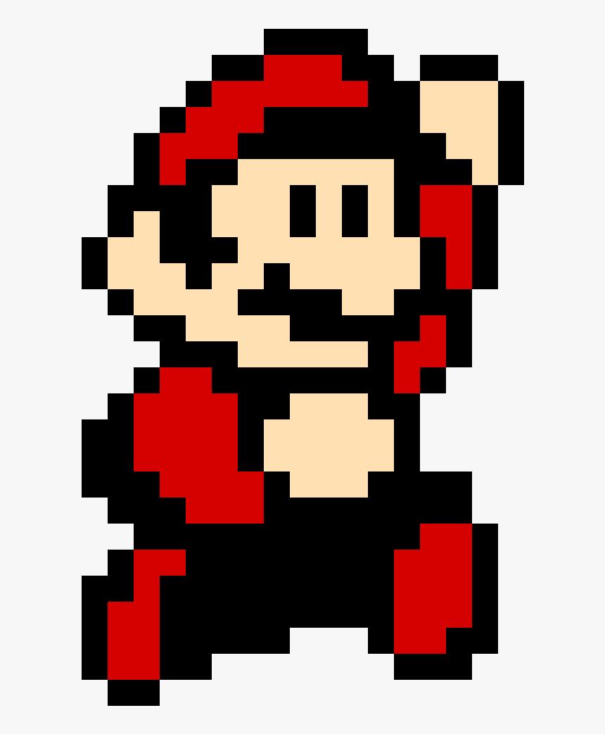 Super Mario Bros 3 Mario Jump Sprite Hd Png Download
