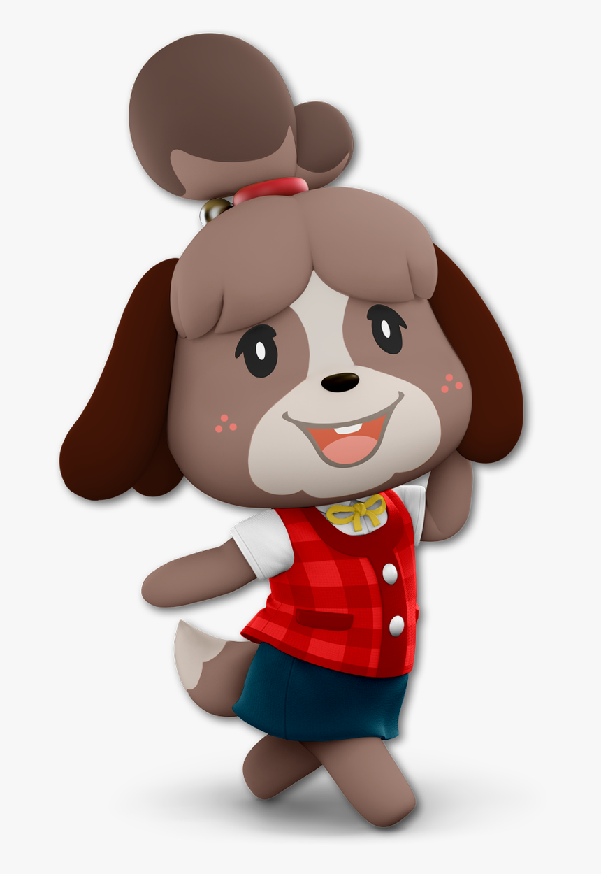 Isabelle Digby Animal Crossing, HD Png Download ...