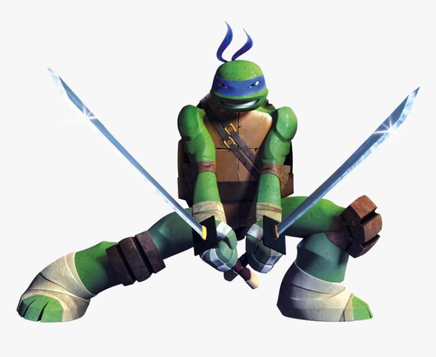 Transparent Ninja Turtles Clipart Ninja Turtles Leonardo 2012
