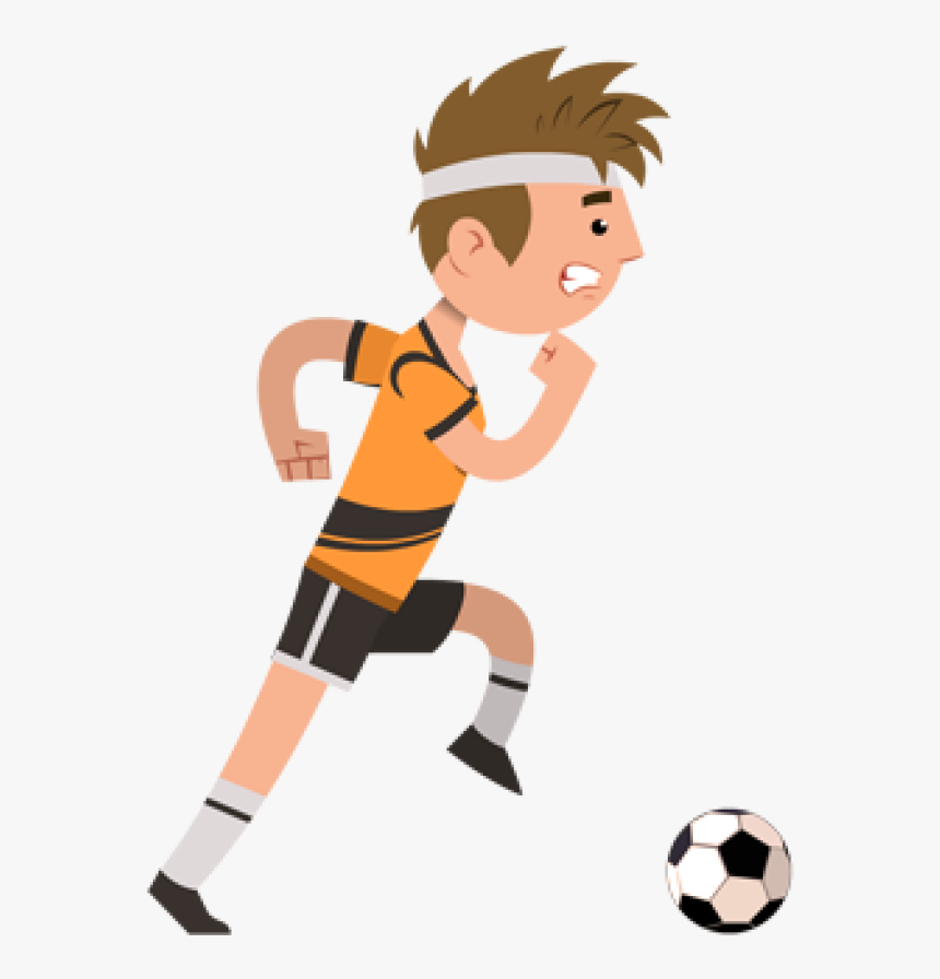 Animated Sports Clipart Transparent Animated Soccer Player Hd Png Download Transparent Png Image Pngitem