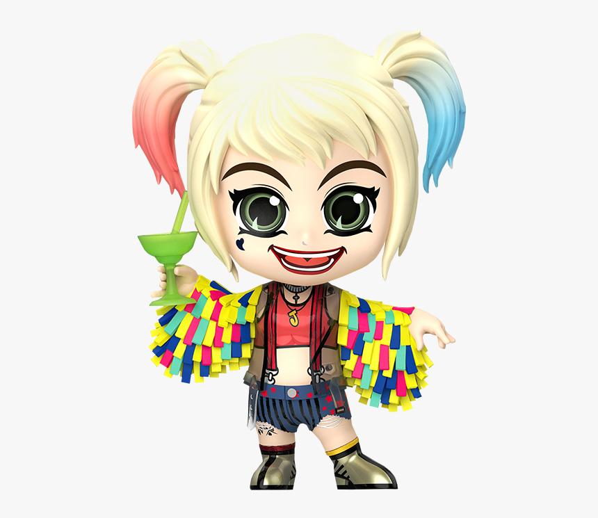 Birds Of Prey Harley Quinn Toys Hd Png Download Transparent Png Image Pngitem