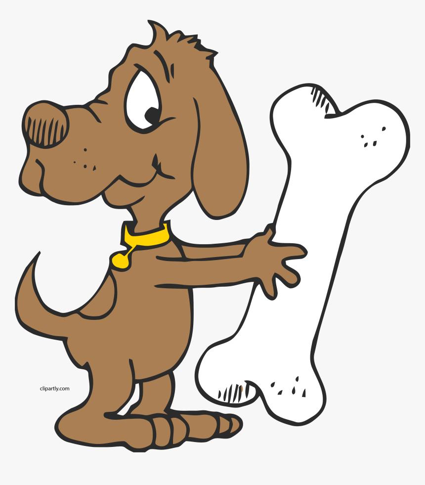 Transparent Dog Bone Clipart Dog And Bone Png Png Download