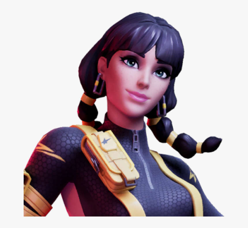 Yellow Chic Fortnite Hd Png Download Transparent Png Image Pngitem