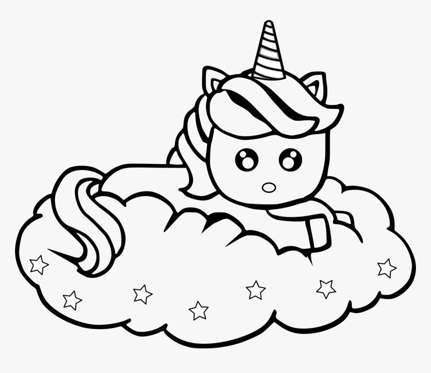Dibujos De Unicornios Kawaii Para Dibujar Dibujos Kawaii Para
