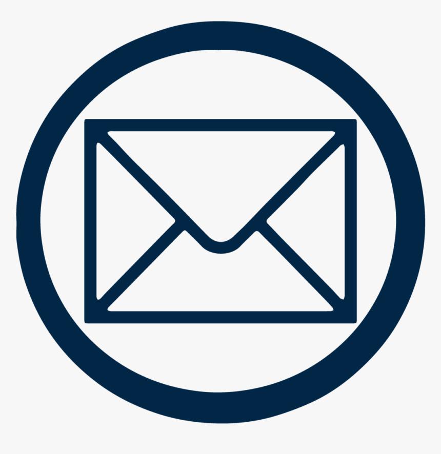 Ola Symbols-01 - Mail Icon White Background, HD Png Download , Transparent  Png Image - PNGitem