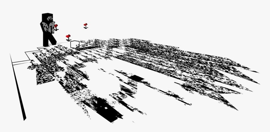 cartoon minecraft steve transparent
