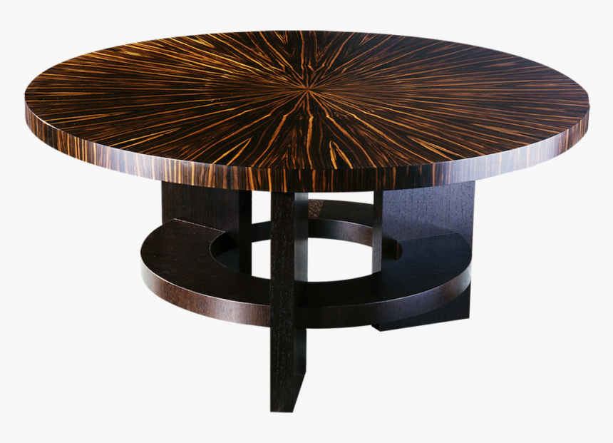 Fifth Avenue New York Art Deco Style Round Dining Table Art Deco Round Table Hd Png Download Transparent Png Image Pngitem